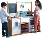 KidKraft Farmhouse houten speelkeuken met gemakkelijke EZ Kraft Assembly™
