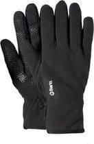Barts - Fleece Gloves Unisex - Black - Maat L