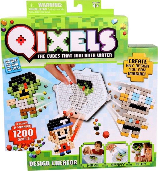 Qixels - Ontwerpmaker