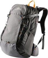 Dutch Mountains Backpack Vecht - Rugzak 30 Ltr - Rugventilatie + Regenhoes - Zwart