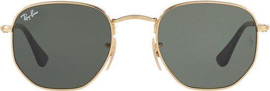 Ray Ban RB3548N Hexagonal Flat Lenses zonnebril 54 mm