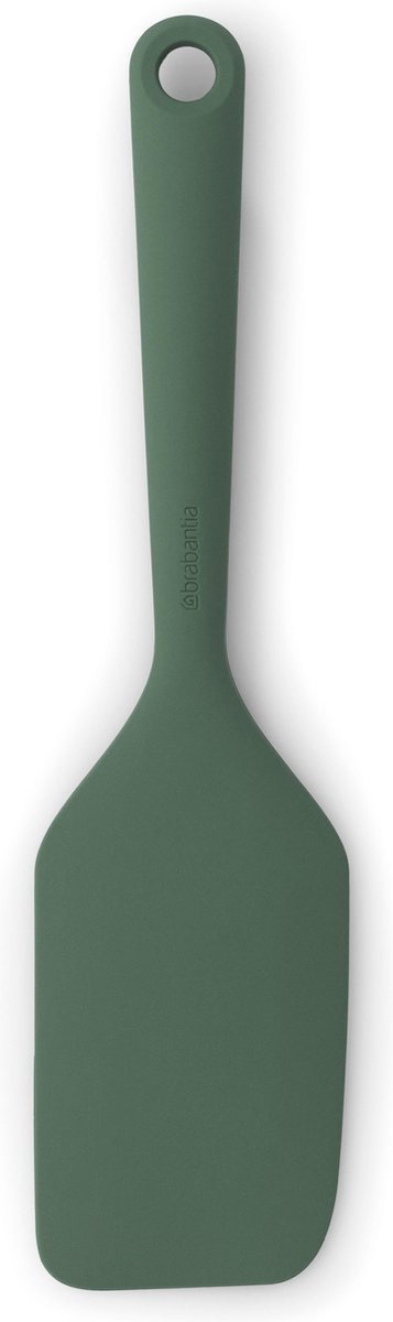Brabantia Tasty+ Spatel plus Schraper - siliconen - Fir Green