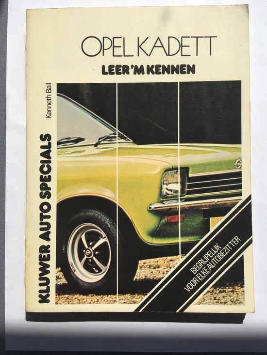 Opel kadett - K. Ball |