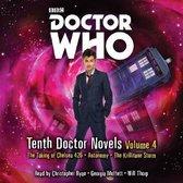 Doctor Who:Tenth Doctor Novel V 4 CD x15