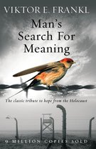 Boek cover Mans Search For Meaning van Viktor E. Frankl (Onbekend)