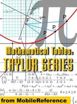 Mathematical Tables: Taylor (Maclaurin) Series (Mobi Study Guides)