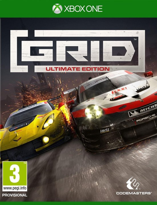 GRID Ultimate Edition – Xbox One
