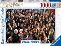 Ravensburger puzzel Harry Potter Challenge - Legpuzzel - 1000 stukjes