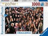 Ravensburger challenge puzzel Harry Potter - legpuzzel - 1000 stukjes