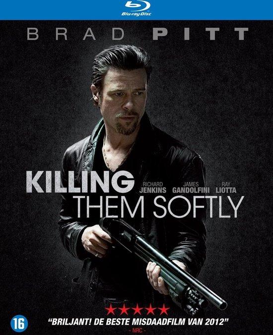 Cover van de film 'Killing Them Softly'