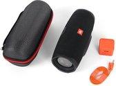 JBL Charge 4 Case Design - Speakerhoes voor de JBL Charge 4 Speaker - Zwart