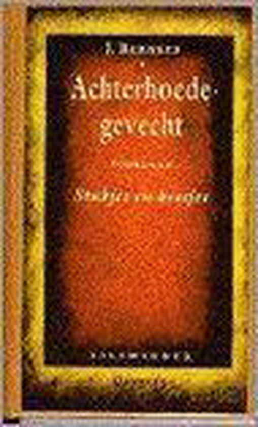 Achterhoedegevecht - J. Bernlef  