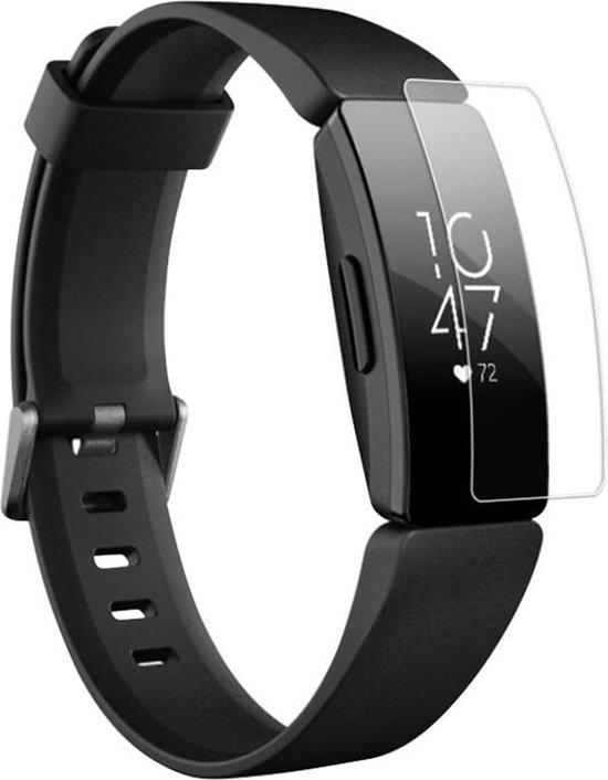 KELERINO. Screenprotector voor Fitbit Inspire (HR) - 3 stuks