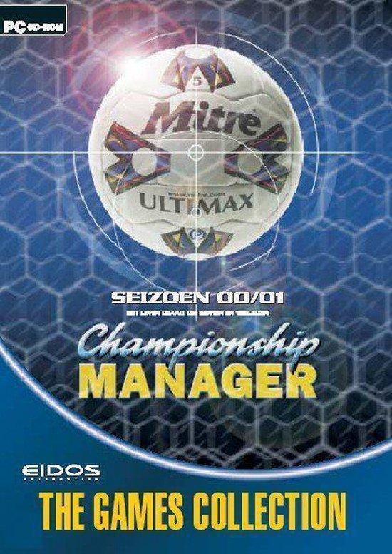 Championship Manager 3: 2000/2001