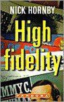 Boek cover High Fidelity Pocket van Nick Hornby
