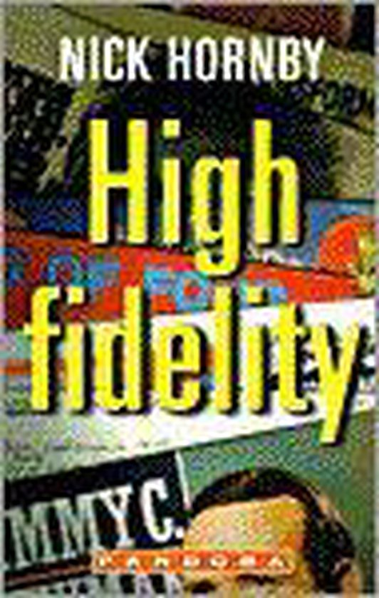 Boek cover High Fidelity Pocket van Nick Hornby (Onbekend)