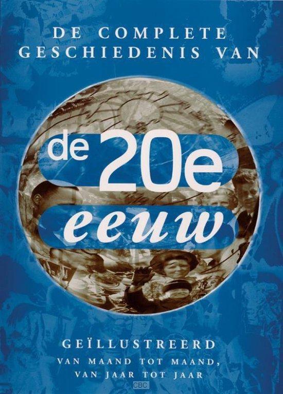 De geillustreerde geschiedenis van de twintigste eeuw - Cover (To) Cover  