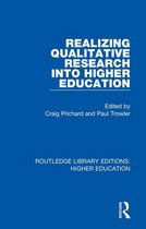 Realizing Qualitative Research into Higher Education