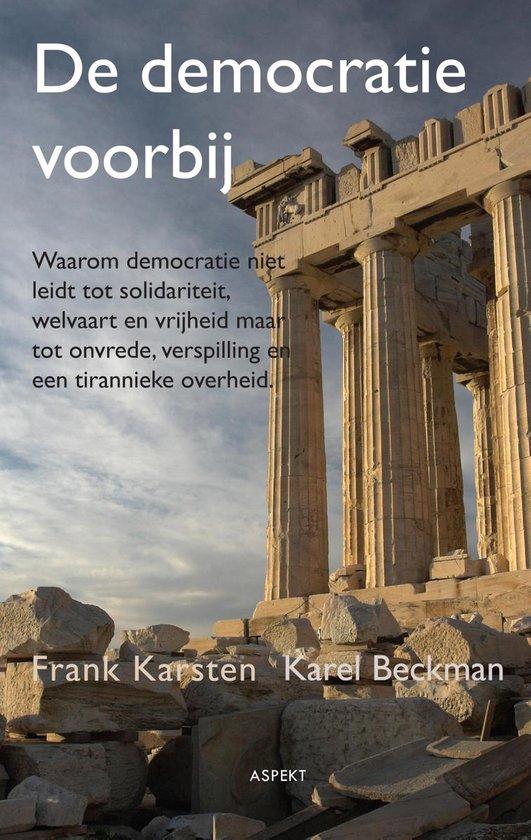 De Democratie voorbij - Frank Karsten |