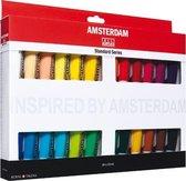 Amsterdam Standard acrylverf 24 tubes 20ml