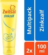 Zwitsal Baby Zinkzalf - 2 x 100 ml - Voordeelverpakking