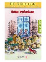 De Bengels gaan verhuizen  kinder leesboek  AVI E4