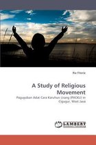 A Study of Religious Movement