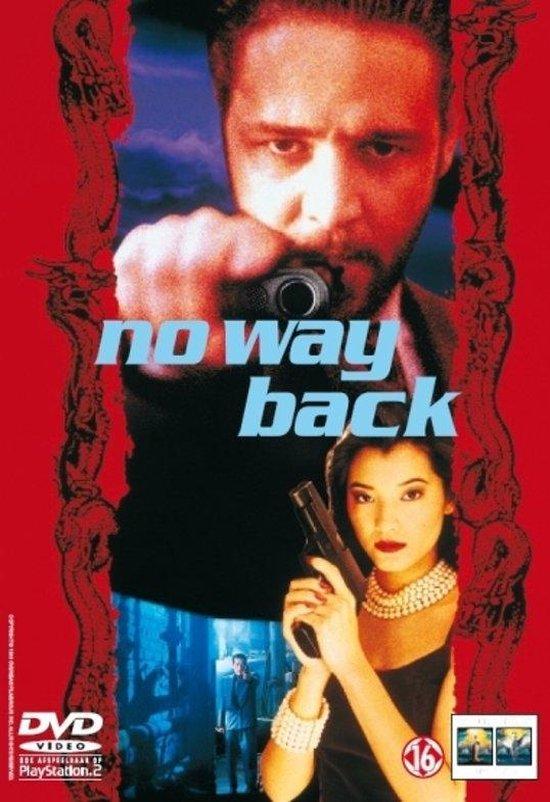 Cover van de film 'No Way Back'