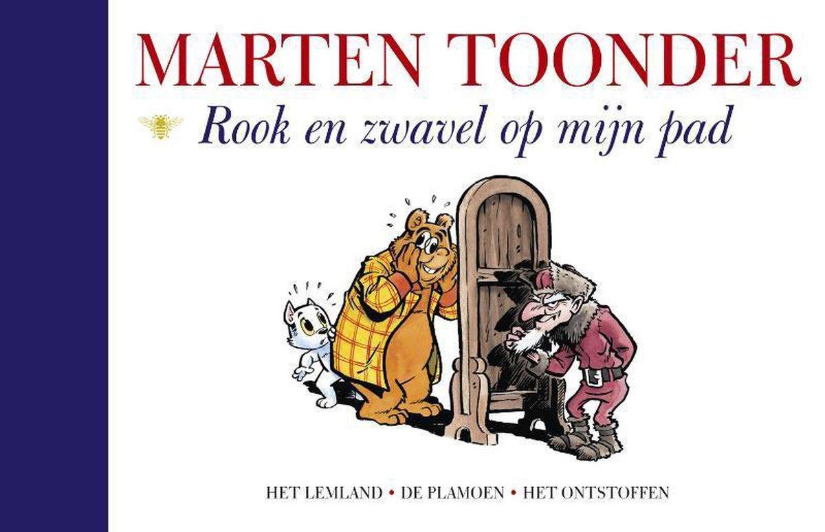 Alle verhalen van Olivier B. Bommel en Tom Poes 28 -   Rook en zwavel op mijn pad - Marten Toonder
