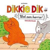 Boek cover Boeke, Jet - Dikkie Dik wat een herrie van Jet Boeke