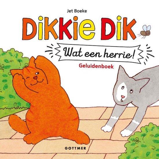 Dikkie Dik - Wat een herrie! - Jet Boeke pdf epub