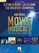 Songs From A Star Is Born, La La Land, The Greatest Showman And More Movie Musicals Easy Piano