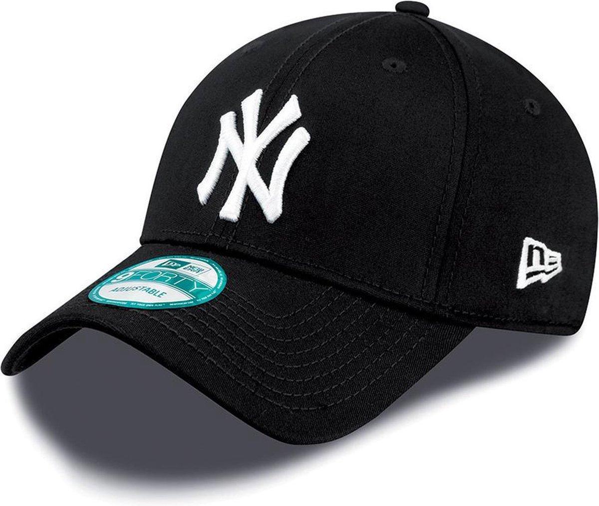 New Era 940 LEAG BASIC New York Yankees Cap - Black - One size