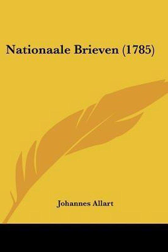 Nationaale Brieven (1785) - Johannes Allart | Fthsonline.com