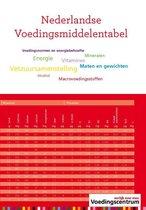 Boek cover Nederlandse Voedingsmiddelentabel van