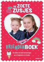 Boek cover De zoete zusjes vriendenboekje van Hanneke de Zoete (Hardcover)