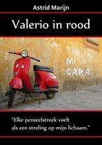 Valerio in rood
