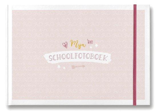 Afbeelding van Mijn schoolfotoboek roze