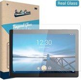 Lenovo Tab M10 screenprotector - Gehard glas - Transparant - Just in Case