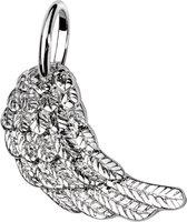 Quiges Ketting Hanger Engel Vleugel - Dames - 925 Zilver - SH096
