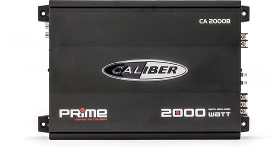 Caliber Pack12D - Subwooferset  - 12 inch - Zwart