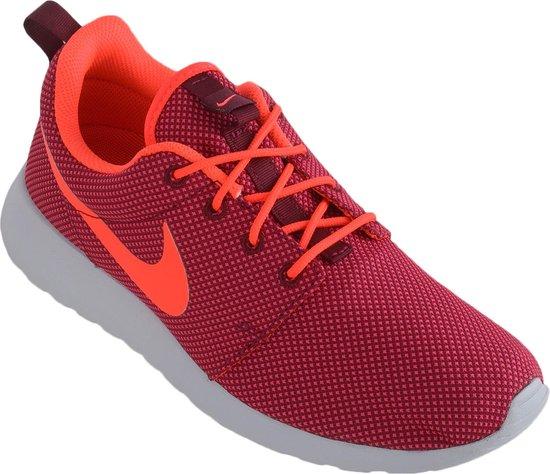 Flotar profesional Integrar  bol.com | Nike Roshe One Sneakers - Maat 38 - Dames - Rood/Oranje