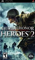 Electronic Arts Medal of Honor Heroes 2 video-game PlayStation Portable (PSP)