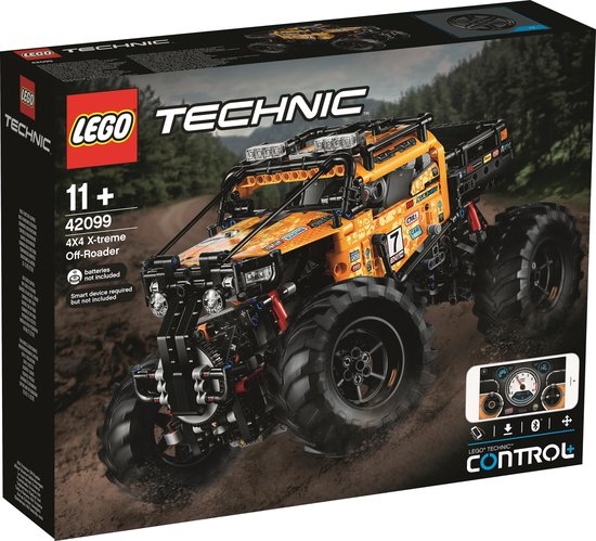 LEGO Technic 42099 RC X-treme Off-roader