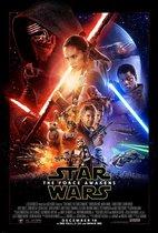 Star Wars The Force Awakens episode VII - Film poster - 61x91 cm