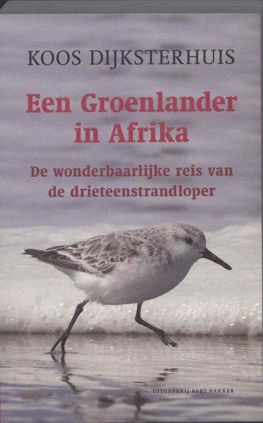 Groenlander In Afrika - Koos Dijksterhuis |