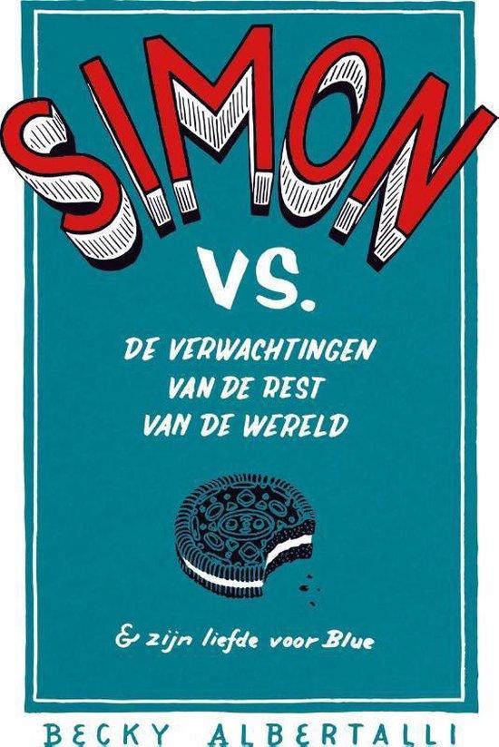 Simon vs de verwachtingen van de rest van de wereld & zijn liefde voor Blue LGBTQIA+ boeken
