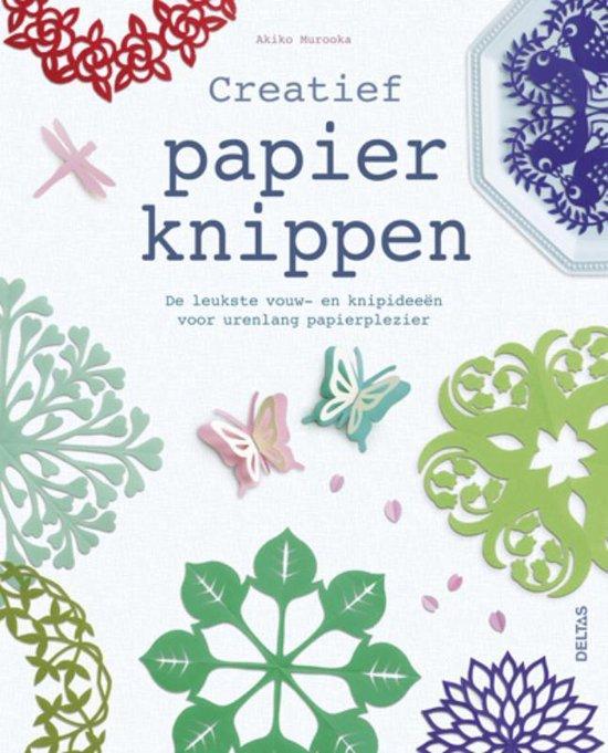 Creatief papier knippen - Akiko Murooka pdf epub