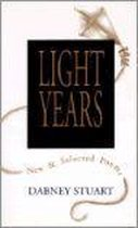 Boek cover Light Years van Dabney Stuart