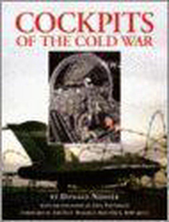 Boek cover Cockpits of the Cold War van Donald Nijboer (Hardcover)